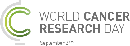 World Cancer Research Day Logo